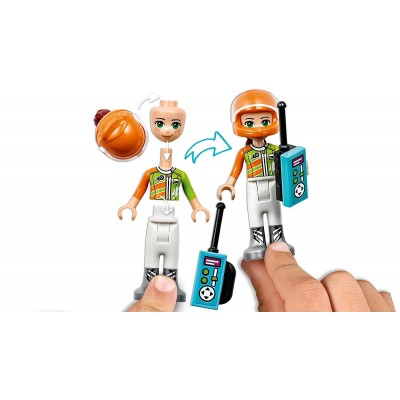 LEGO INDIANA JONES MINIFIGURA - KAZIM