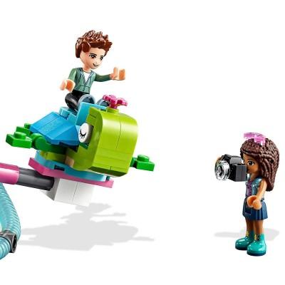 LEGO PIEZAS ACCESORIOS - SNOWTROOPER BACKPACK