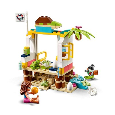 LEGO PIEZA COMIDA - SALCHICHA