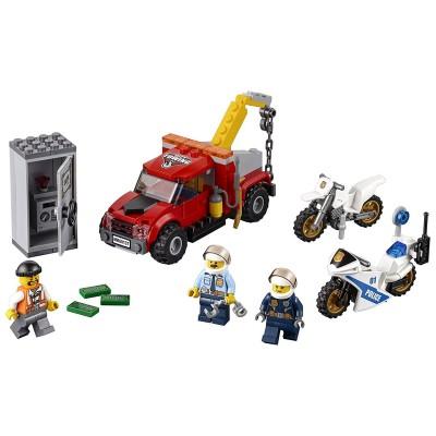 METRO DE NEWBURY - LEGO HIDDEN SIDE 70430
