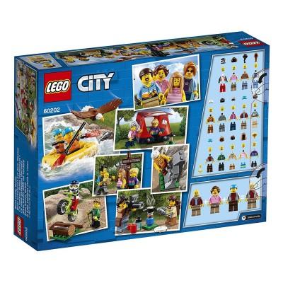 LA AVENTURA EN LA TAIGA - LEGO 21162