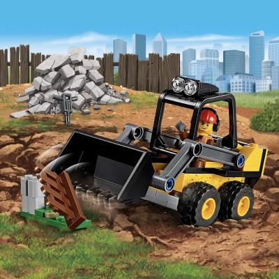 LEGO PIEZA BRICK 1X2 - BRIGHT GREEN X10