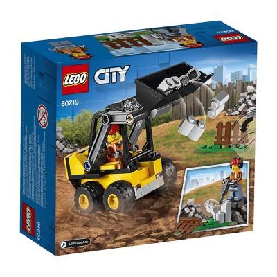LEGO PIEZA BRICK 1X2 - DARK AZURE X10