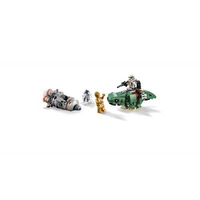 LEGO PIEZA PLANTA - RAMITA BRIGHT GREEN