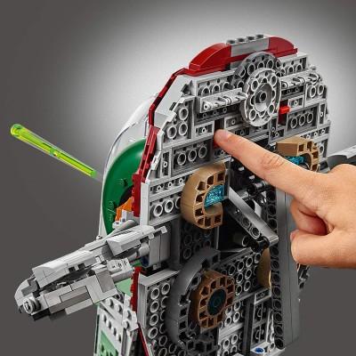 LEGO PIEZA PLANTA - ARBOL PINO 2X2X4 GREEN