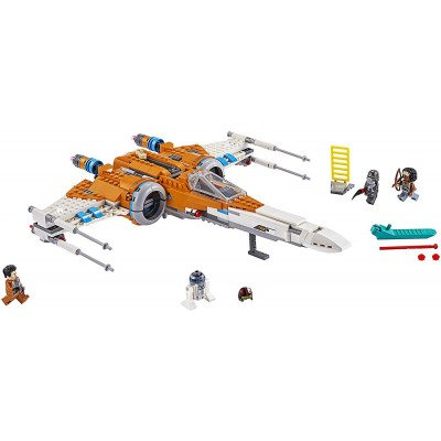 LEGO PIEZA ARMA - ESPADA DARK TAN (60752)