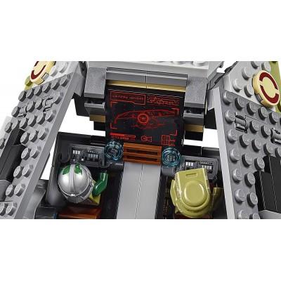 LEGO PIEZA ARMA STAR WARS - BLASTER MANDALORIAN