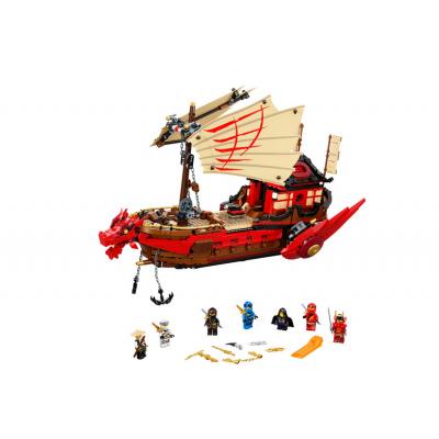 LEGO PIEZA PLANTA - BORDE DE FLOR ORANGE
