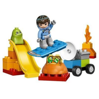 LEGO 853841 - TAPETE DE JUEGO CON ESCENA MARITIMA