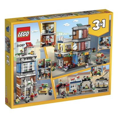 PUNK ROCKER - MINIFIGURA LEGO SERIES 4