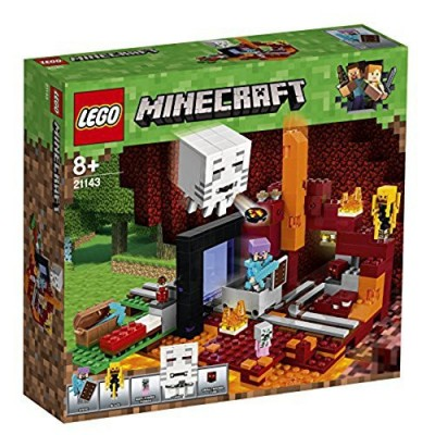 BRUJA ESCARLATA - MINIFIGURA LEGO MARVEL...