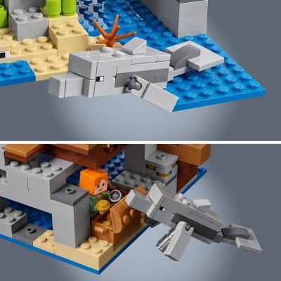 IRON MAN SAKAARIANO DE TONY STARK - LEGO 76194