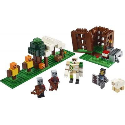 ATAQUE DEL DRAGON DE FUEGO - LEGO 71753