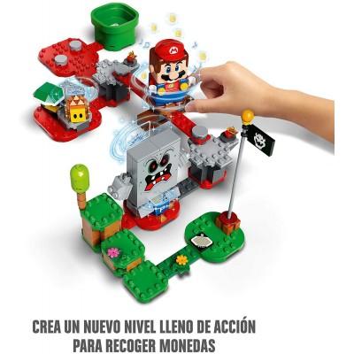 MOTO ACROBATICA DEMOLICION - LEGO 60297