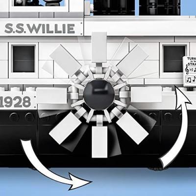 LEGO SIMPSONS SERIE 2 MINIFIGURA 71009 - WILLIE
