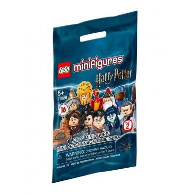LEGO HARRY POTTER MINIFIGURA 71022 - HARRY POTTER CON CAPA