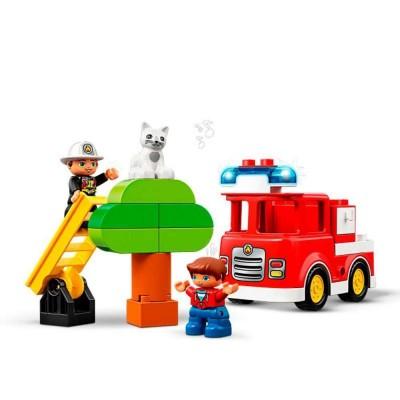 LEGO DUPLO 10883 - MI PRIMER CAMIÓN GRÚA