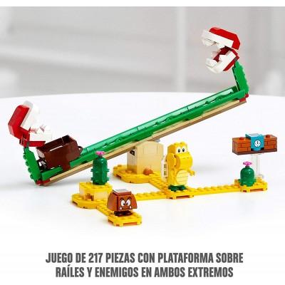 LEGO 41319 - ESTACIÓN DE ESQUÍ: FURGONETA DE...
