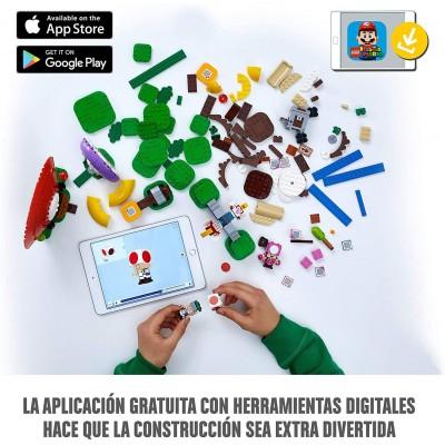 LEGO 41364 - BUGGY Y REMOLQUE DE STEPHANIE