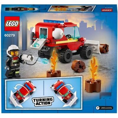 LEGO CITY 60212 - INCENDIO EN LA BARBACOA