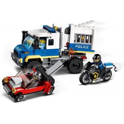 LEGO 60216 - Brigada de Bomberos del Distrito...