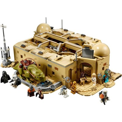 EMPERADOR PALPATINE - MINIFIGURA LEGO STAR WARS