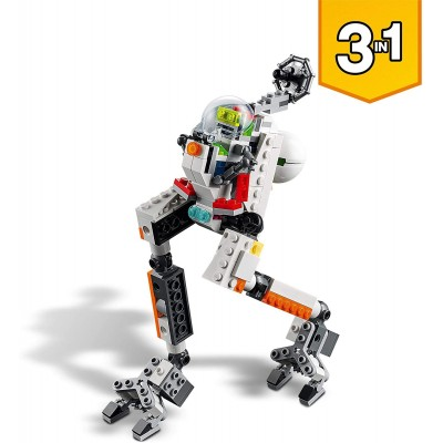 LEGO NAVIDAD MINIFIGURA 10245 - ELFO (046)
