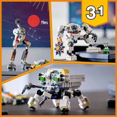 LEGO NAVIDAD MINIFIGURA 10245 - ELFO (047)