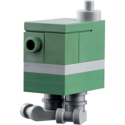 LEGO STAR WARS 75238 - ACTION BATTLE: ASALTO A...