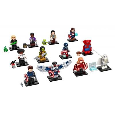 DR. OCTOPUS - MINIFIGURA LEGO SUPER HEROES