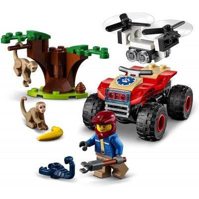LEGO HEROES MINIFIGURA - THE WASP