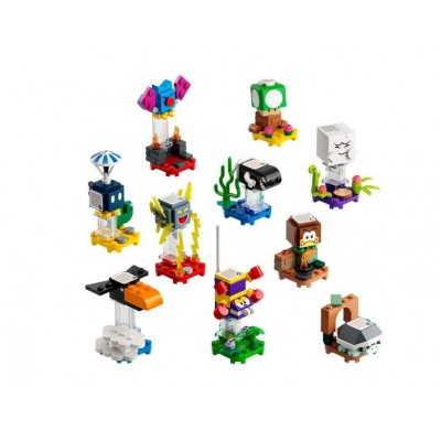 LEGO AGENTE ESCUADRA INFERNO