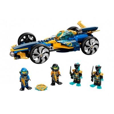 LEGO DR. WHO MINIFIGURA - CLARA OSWALD