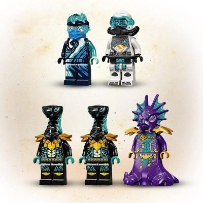 LEGO INDIANA JONES MINIFIGURA - INDIANA JONES...