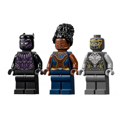 LEGO INDIANA JONES MINIFIGURA - SHORT ROUND