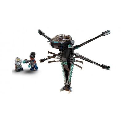LEGO INDIANA JONES MINIFIGURA - SATIPO