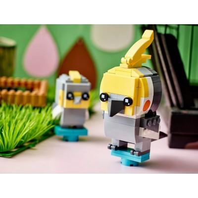 LEGO 71002 - LADY ROBOT