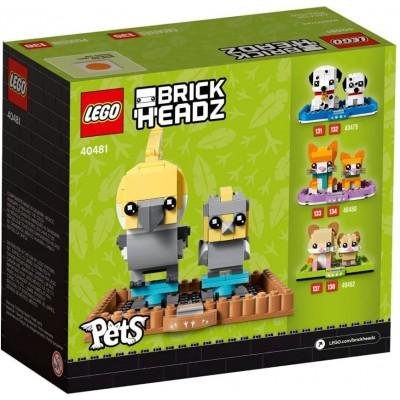 LEGO 71002 - GINGERBREAD MAN