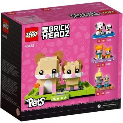 LEGO SERIE 9 MINIFIGURA 71000 - CHICKEN SUIT GUY