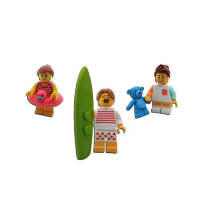LEGO HEROES MINIFIGURA - DEADSHOT