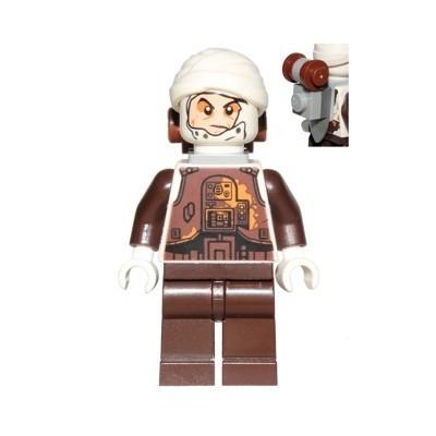 LEGO SERIE 5 MINIFIGURA 8805 - SMALL CLOWN