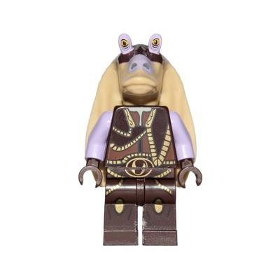 THE MONSTER - MINIFIGURA LEGO SERIES 4