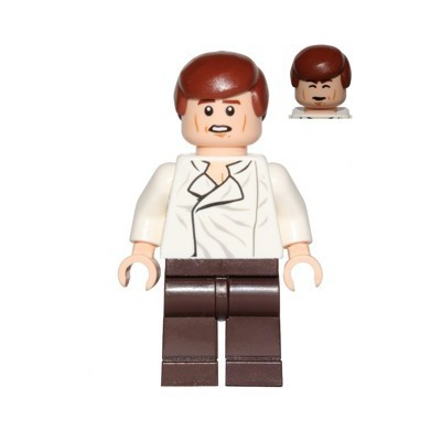 LEGO STAR WARS MINIFIGURA - REBEL PILOT Y-WING