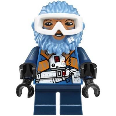 LEGO STAR WARS MINIFIGURA - ONACONDA FARR
