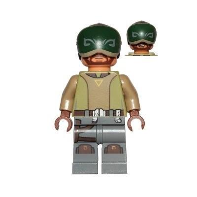 LEGO CAPTAIN JAG