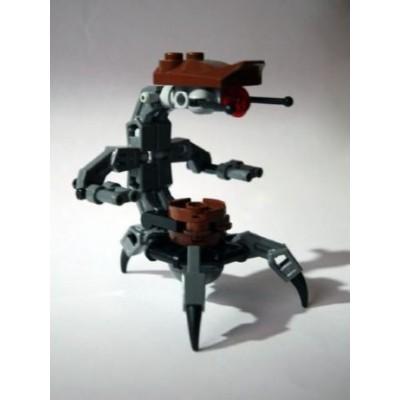 LEGO SERIE 6 MINIFIGURA 8827 - MECHANIC