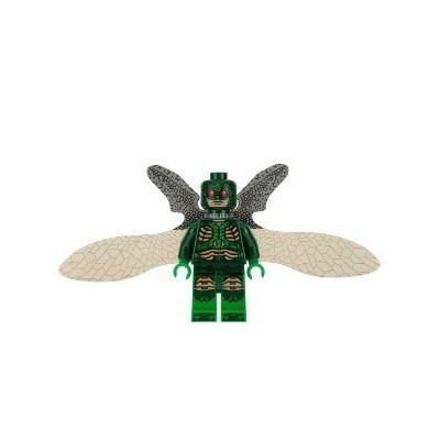 LEGO HEROES MINIFIGURA - GENERAL ZOD