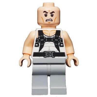 LEGO 71007 - LIFEGUARD MALE