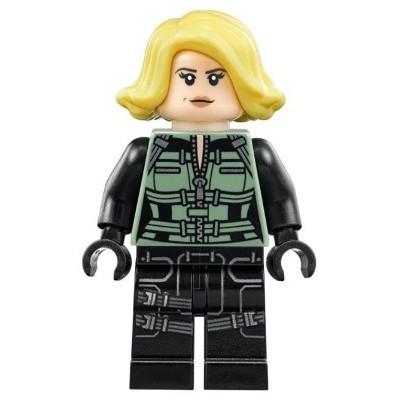 LEGO DR. WU