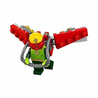 LEGO NINJAGO MINIFIGURA - LUKE CUNNINGHAM